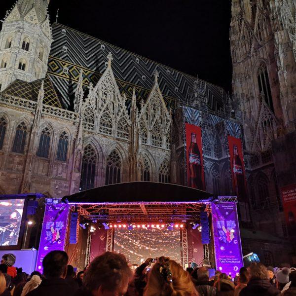 Haselbusch Visuals Silvester Wien