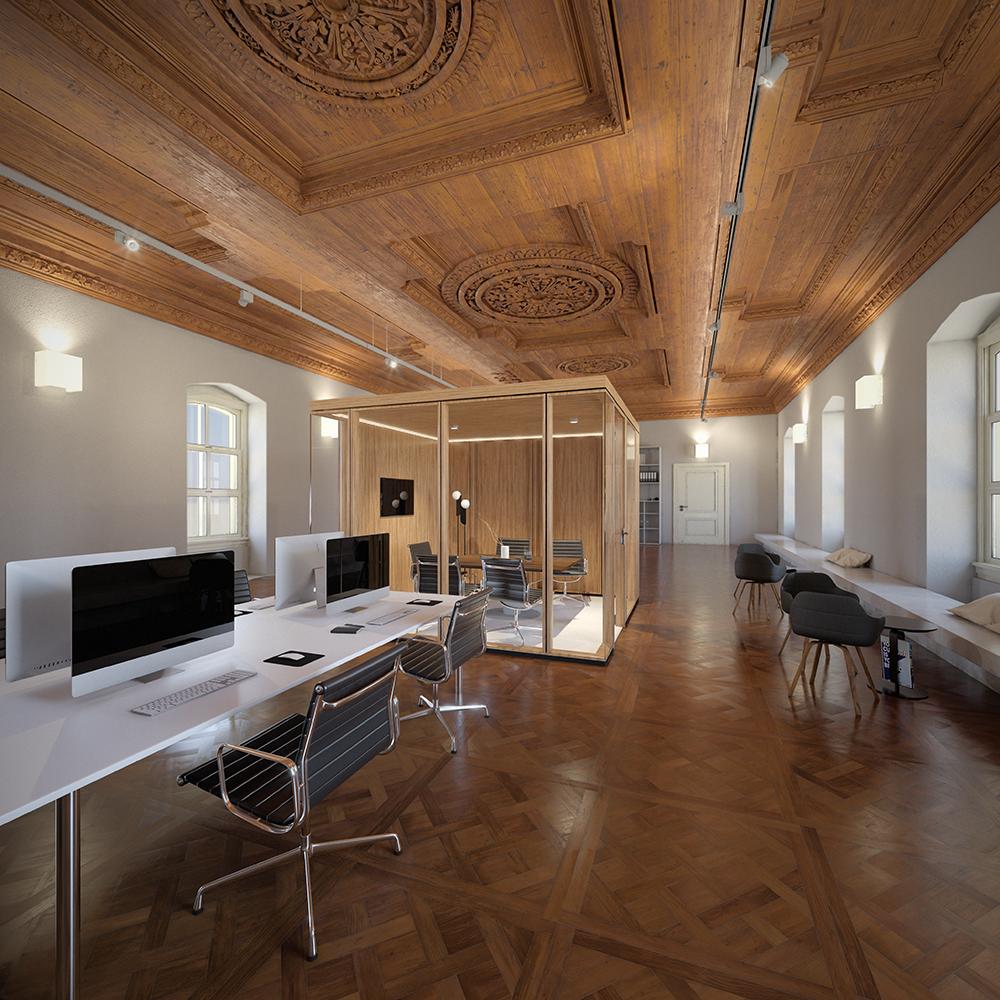 Architekturvisualisierung 3D Agentur Immobilie